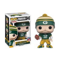 Figurine NFL Aaron Rodgers N°43 série 3 Funko POP