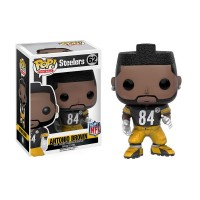 Figurine NFL Antonio Brown N°62 série 3 Funko POP