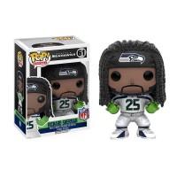 Figurine NFL Richard Sherman N°61 série 3 Funko POP
