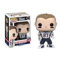 Figurine NFL Rob Gronkowski N°56 série 3 Funko POP