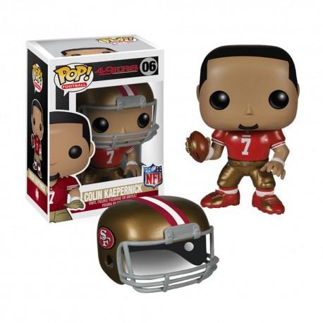 Figurine NFL Colin Kaepernick N°06 série 1 Funko POP - Touchdown Shop