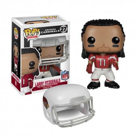 Figurine NFL Larry Fitzgerald N°27 série 1 Funko POP - Touchdown Shop