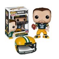 Figurine NFL Aaron Rodgers N°30 série 2 Funko POP