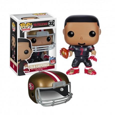 Figurine NFL Colin Kaepernick N°32 série 2 Funko POP - Touchdown Shop