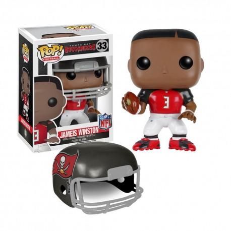 Figurine NFL Jameis Winston N°33 série 2 Funko POP - Touchdown Shop