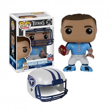 Figurine NFL Marcus Mariota N°35 série 2 Funko POP - Touchdown Shop