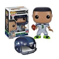 Figurine NFL Russel Wilson N°38 série 2 Funko POP