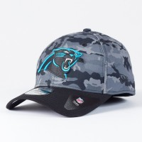 Casquette Carolina Panthers NFL team camo 39THIRTY New Era