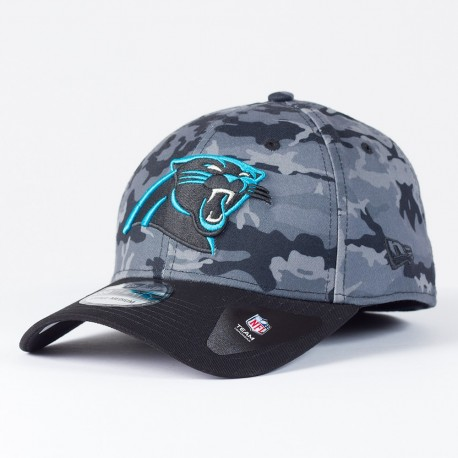 Casquette Carolina Panthers NFL team camo 39THIRTY New Era - Touchdown Shop