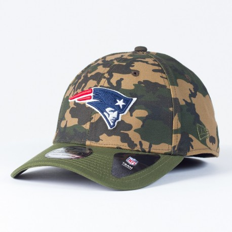 Casquette New England Patriots NFL team camo 39THIRTY New Era - Touchdown Shop