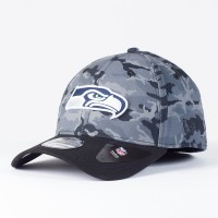 Casquette Seattle Seahawks NFL team camo 39THIRTY New Era