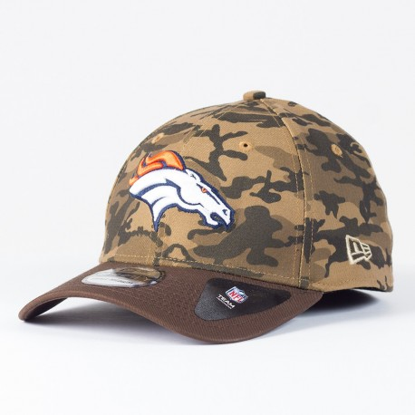 Casquette Denver Broncos NFL team camo 39THIRTY New Era - Touchdown Shop
