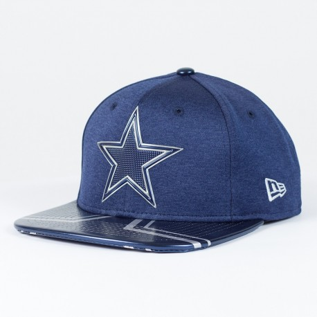Casquette Dallas Cowboys NFL Draft 2017 9FIFTY snapback New Era - Touchdown Shop
