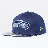 Casquette Seattle Seahawks NFL Draft 2017 9FIFTY snapback New Era - Touchdown Shop