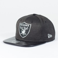 Casquette Oakland Raiders NFL Draft 2017 9FIFTY snapback New Era - Touchdown Shop