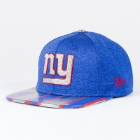 Casquette New York Giants NFL Draft 2017 9FIFTY snapback New Era - Touchdown Shop