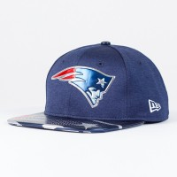 Casquette New England Patriots NFL Draft 2017 9FIFTY snapback New Era - Touchdown Shop