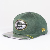 Casquette Green Bay Packers NFL Draft 2017 9FIFTY snapback New Era - Touchdown Shop