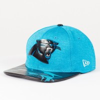 Casquette Carolina Panthers NFL Draft 2017 9FIFTY snapback New Era - Touchdown Shop
