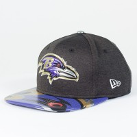 Casquette Baltimore Ravens NFL Draft 2017 9FIFTY snapback New Era - Touchdown Shop