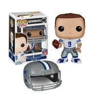 Figurine NFL Tony Romo N°40 série 2 Funko POP