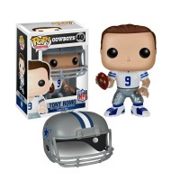 Figurine NFL Tony Romo N°40 série 2 Funko POP - Touchdown Shop