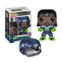 Figurine NFL Richard Sherman N°02 série 1 Funko POP