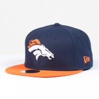 Casquette Denver Broncos NFL team snap 9FIFTY New Era
