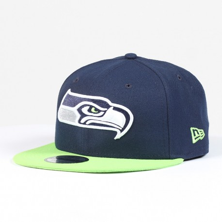 Casquette Seattle Seahawks NFL team snap 9FIFTY New Era - Touchdown Shop