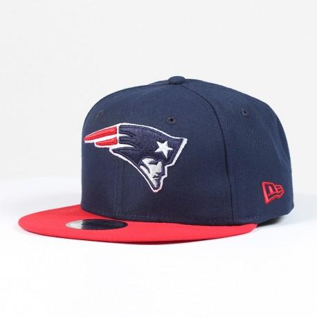 Casquette New England Patriots NFL team snap 9FIFTY New Era - Touchdown Shop