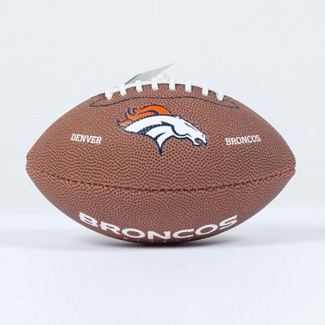Mini ballon NFL Denver Broncos - Touchdown Shop