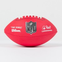 Mini ballon NFL Duke replica rouge