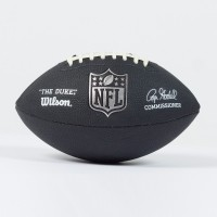 Mini ballon NFL Duke replica noir