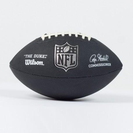 Mini ballon NFL Duke replica noir - Touchdown Shop
