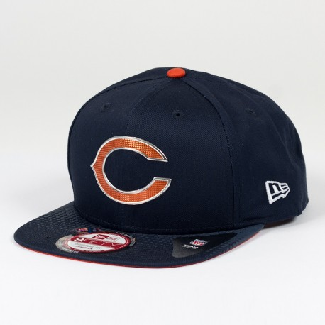 Casquette New Era 9FIFTY snapback Draft 2015 NFL Chicago Bears - Touchdown Shop