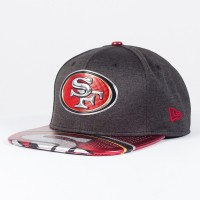 Casquette San Francisco 49ers NFL Draft 2017 9FIFTY snapback New Era - Touchdown Shop