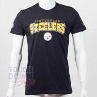 T-shirt Pittsburgh Steelers NFL Ultra fan New Era - Touchdown Shop
