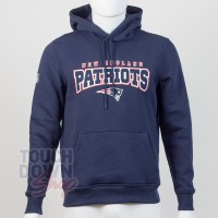 Sweat à capuche New England Patriots NFL Ultra fan New Era - Touchdown Shop