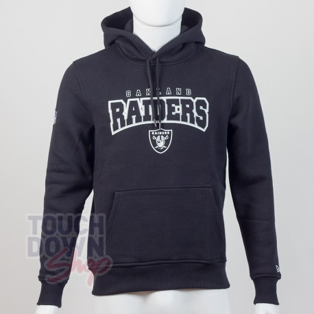 Sweat à capuche Oakland Raiders NFL Ultra fan New Era - Touchdown Shop