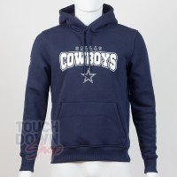 Sweat à capuche Dallas Cowboys NFL Ultra fan New Era - Touchdown Shop