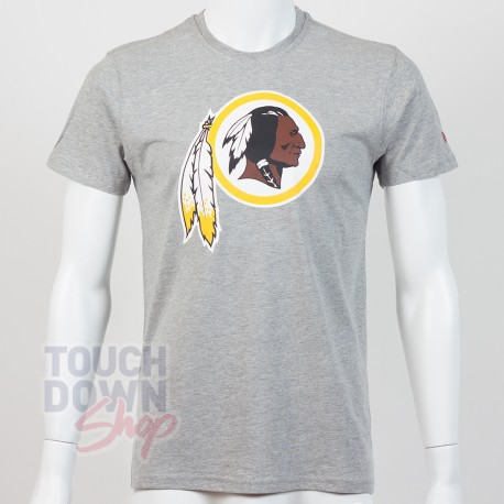 T-shirt New Era team logo NFL Washington Redskins - Touchdown Shop