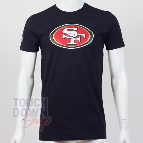 T-shirt New Era team logo NFL San Francisco 49ers - Touchdown Shop