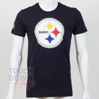 T-shirt New Era team logo NFL Pittsburgh Steelers