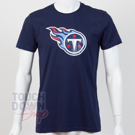 T-shirt New Era team logo NFL Tennessee Titans - Touchdown Shop
