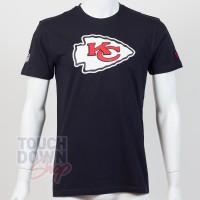 T-shirt New Era team logo NFL Kansas City Chiefs