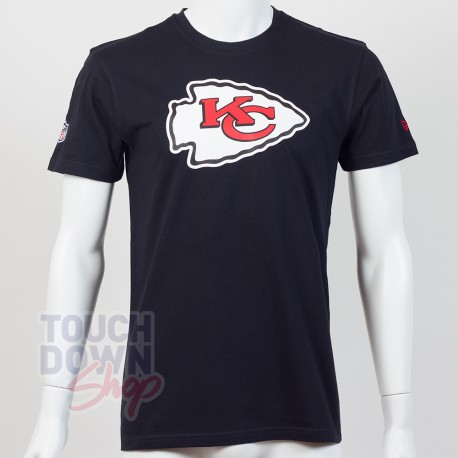 T-shirt New Era team logo NFL Kansas City Chiefs - Touchdown Shop