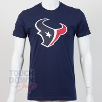 T-shirt New Era team logo NFL Houston Texans