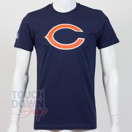 T-shirt New Era team logo NFL Chicago Bears - Touchdown Shop