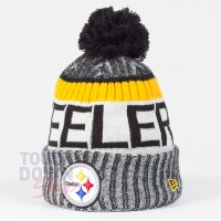 Bonnet Pittsburgh Steelers NFL On Field sport New Era