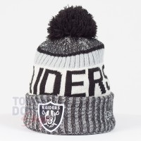 Bonnet Oakland Raiders NFL On Field sport New Era - Touchdown Shop